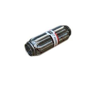 EAG Flexstück Flexrohr (45x200mm) Auspuffrohr - Interlock und Außen-Gewebe