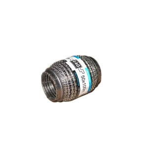 EAG Flexstück Flexrohr (50x100mm ) Auspuffrohr - Interlock und Außen-Gestrick