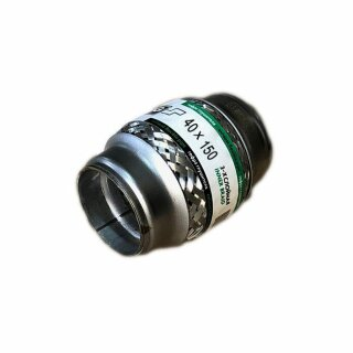 EAG Flexstück Flexrohr (40x150mm) Auspuffrohr - Innen- und Außen-Gewebe
